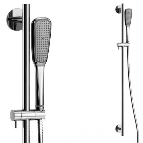 treos Series 193 shower set with hand shower