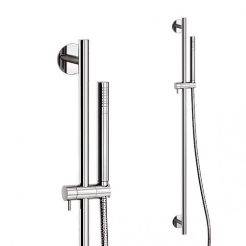 treos shower set with shower rail 190.01.1601
