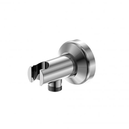 treos series 199 shower bracket with wall elbow