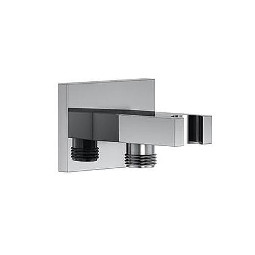 treos Series 175 wall-mounted elbow outlet