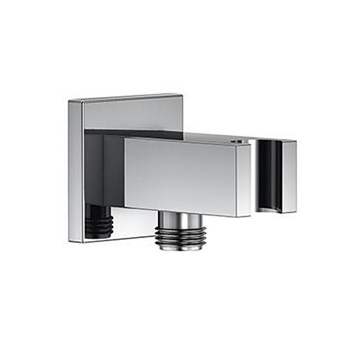 treos Series 195 wall-mounted elbow outlet