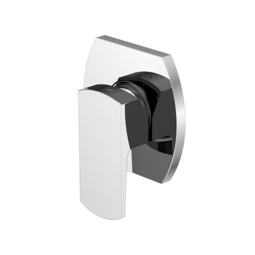 treos Series 197 concealed, single lever shower mixer, with concealed unit