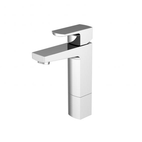 treos Series 197 single lever basin mixer, without waste set