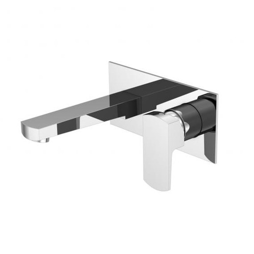 treos Series 197 concealed, two hole single lever basin mixer, with concealed unit