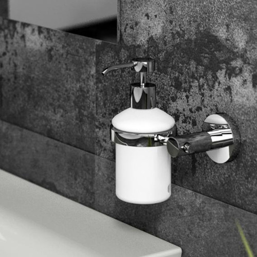 treos Series 555 wall-mounted soap dispenser 555.02.8000