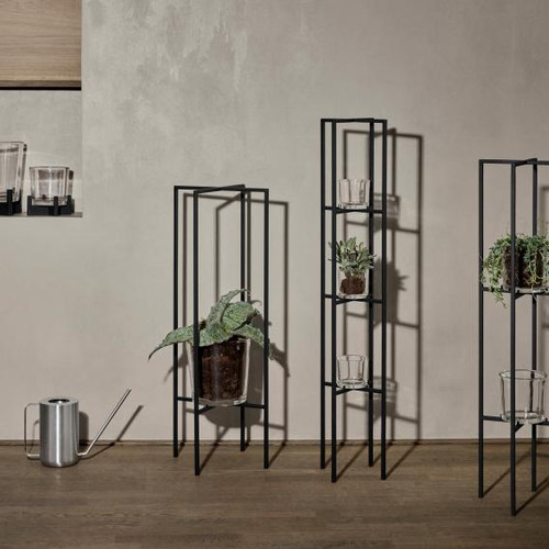 Blomus NERO candle holder stand 65571