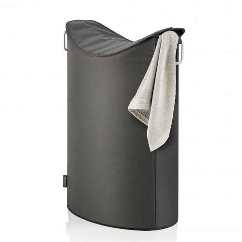 Blomus FRISCO laundry basket anthracite