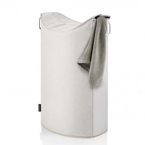 Blomus FRISCO laundry basket sand