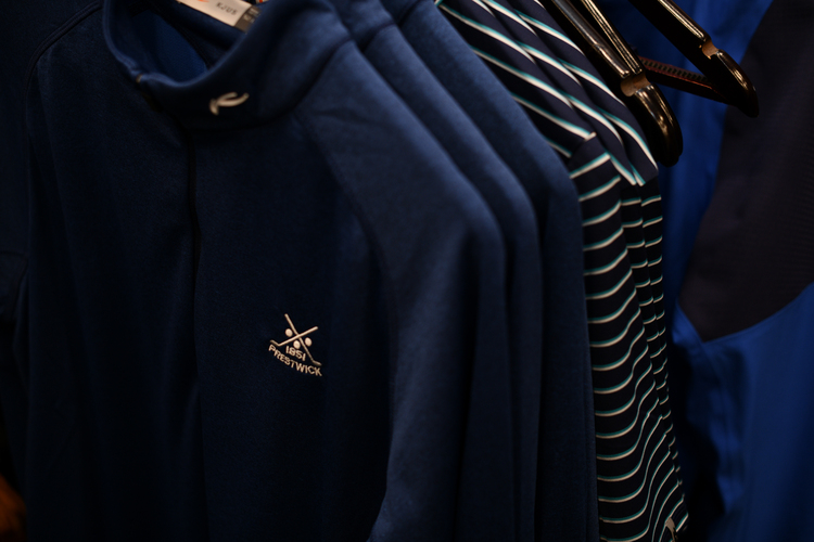 Prestwick GC Pro Shop - KJUS Golf Collection 2021