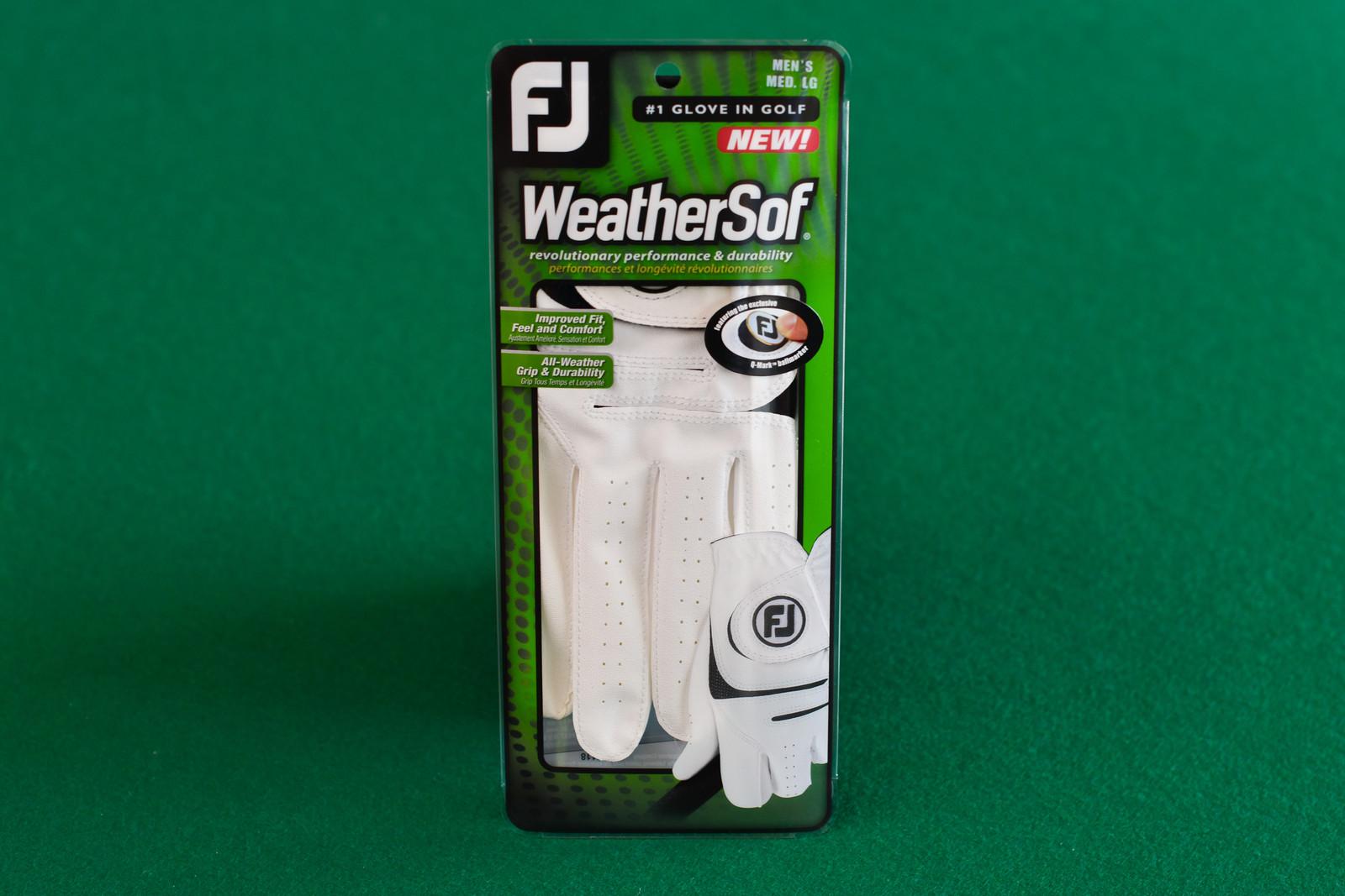 Footjoy Weathersof Glove (Mens Left Hand)