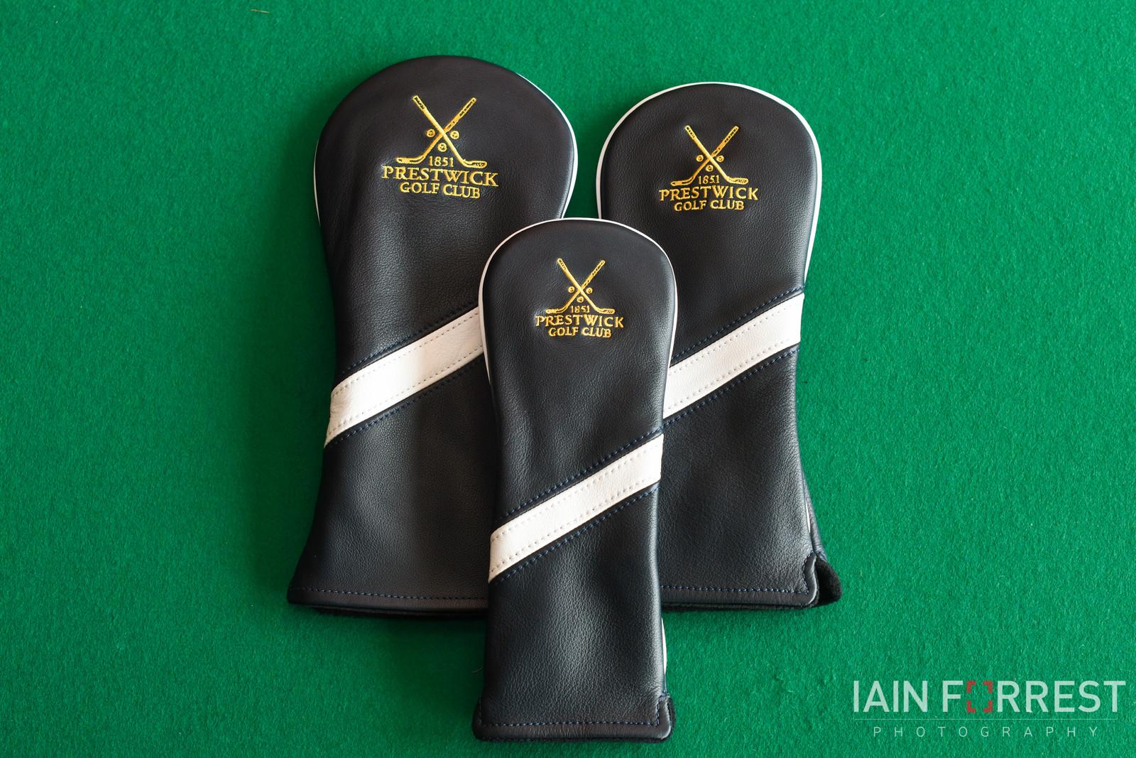 PRG Vanto Leather Headcover