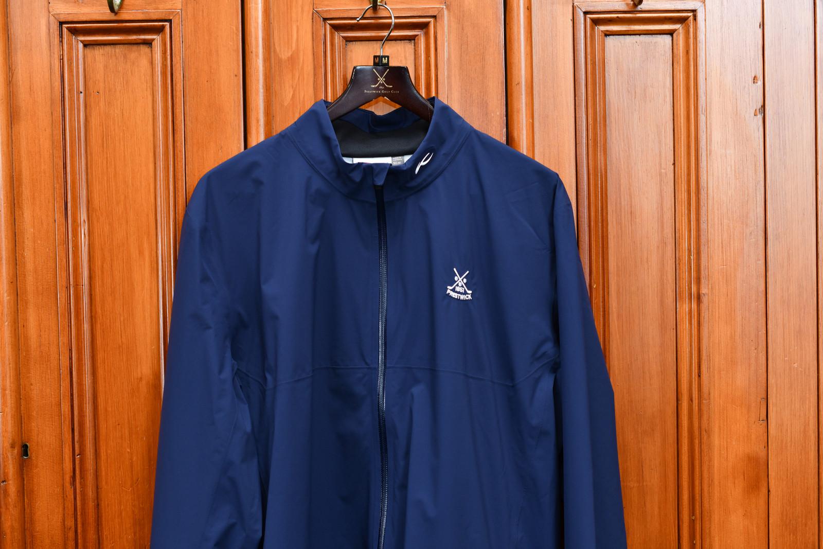 Kjus Dexter 2.5 Waterproof Jacket - Atlanta Blue