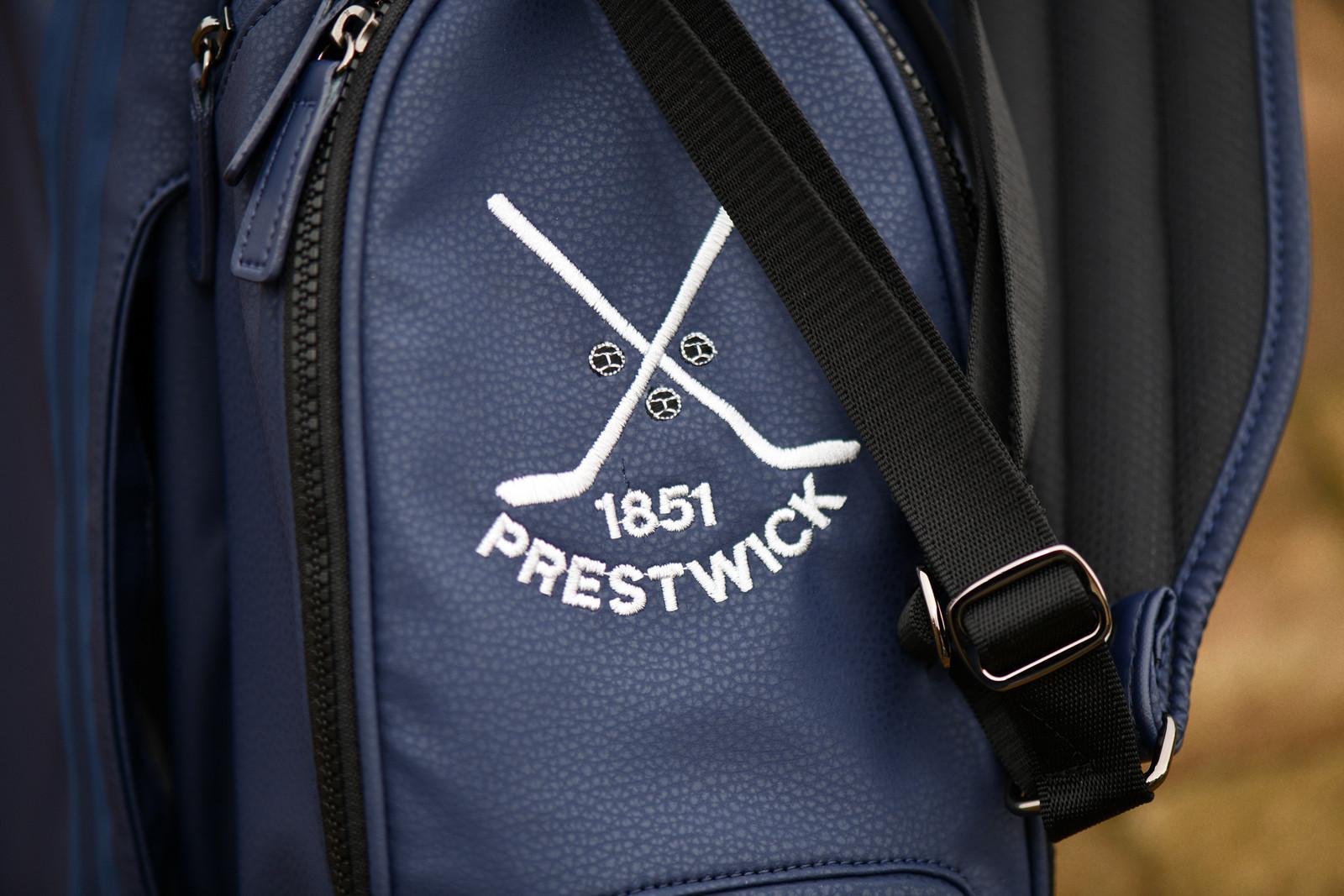 Titleist Linksmaster Golf Bag - Navy