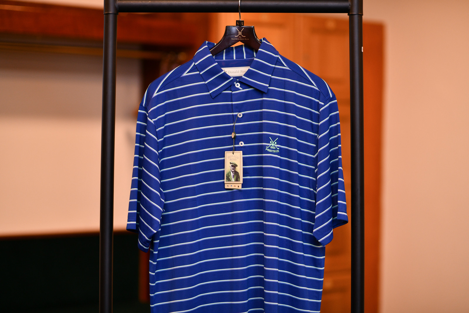 Donald Ross DR014 Polo