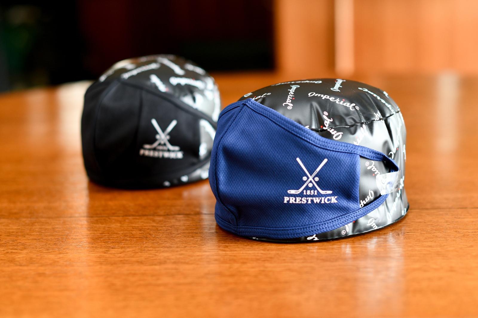 Prestwick Golf Club Face Mask