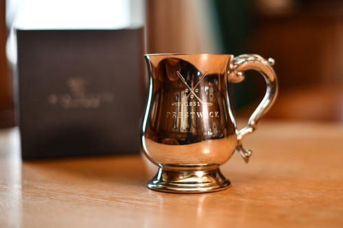 Pewter Pint Tankard - with free personalisation