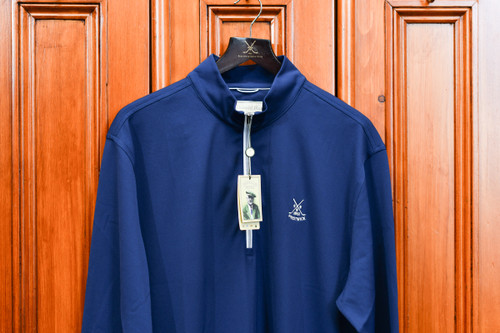 Donald Ross DR211 pullover - Navy