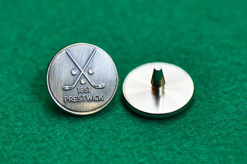 Prestwick Golf Club - Stem marker