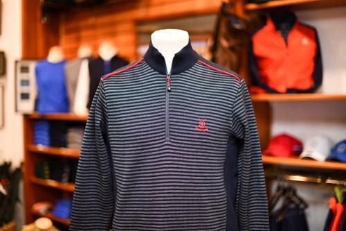 Ivanhoe Askon 1/2 Zip pullover Stripe