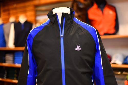 Sunderland Vancouver Waterproof Jacket (Black/Blue)