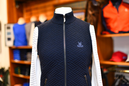 Ladies Ivanhoe Elna Vest - Navy