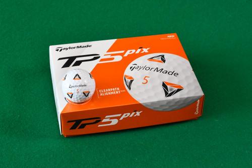 TaylorMade Pix TP5 Golf Balls