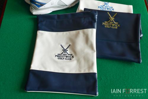 PRG Leatherette Shoe Bag