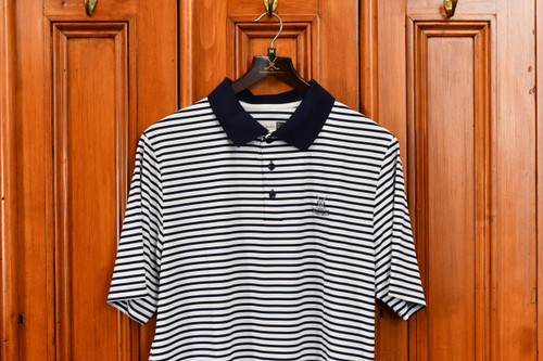 Kjus Luis Stripe Polo - MG60-F00 10012