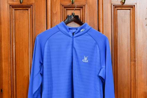 Kjus Keano 1/2 Zip pullover - Strong Blue