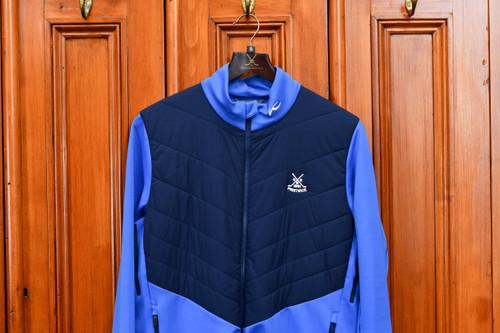 Kjus Release Jacket - Strong Blue/Atlantic Blue