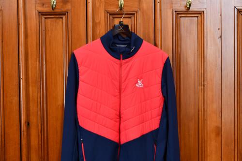 Kjus Release Jacket - Atlanta/Jungle Red
