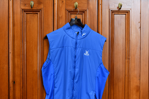 Kjus Radiation Vest - Strong Blue