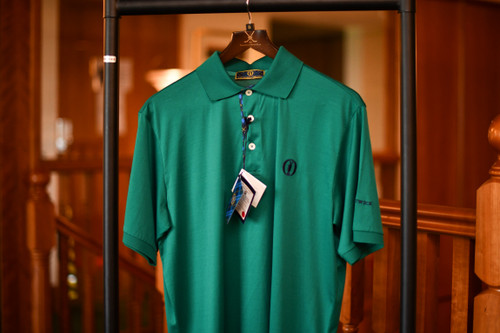 Marbas Open Championship Polo - 1st Prestwick (40% OFF) Green