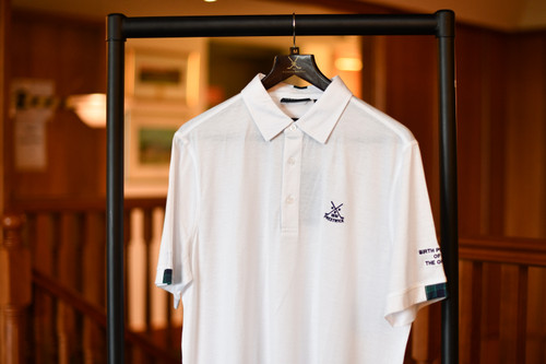 Glenmuir Hamish Polo Shirt - White
