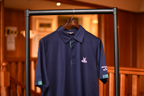 Glenmuir Hamish Polo Shirt - Navy