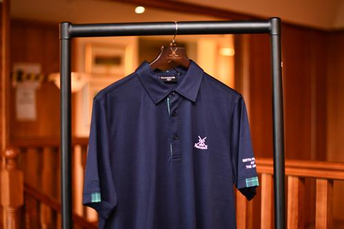 Glenmuir Hamish Polo Shirt - Navy