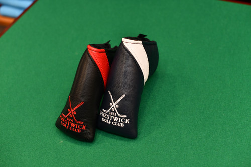 PRG Vanto Leather Putter cover