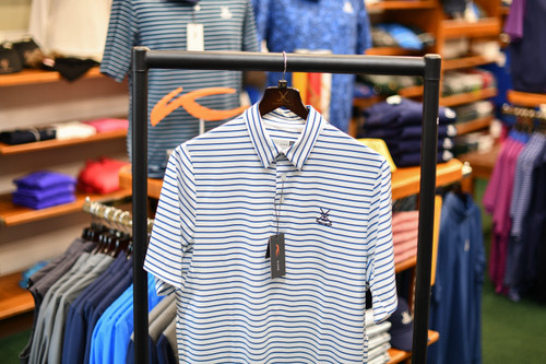 Kjus Soren Stripe Polo - MG60-H00 1002410