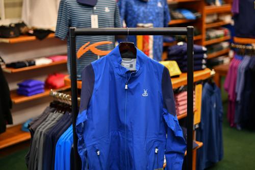 Kjus Pro 3L 2.0 Waterproof Jacket - Midnight/Atlanta Blue