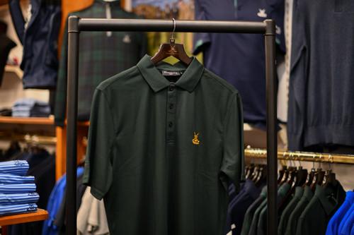 Glenmuir Deacon Polo Shirt - Tartan Green