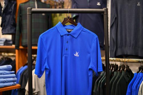 Glenmuir Deacon Polo Shirt - Ascot Blue