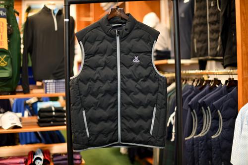 Glenmuir Bute Padded Vest - Black