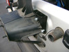 TeraFlex CB Antenna Mounting Bracket for Tailgate Mounted on Jeep Wrangler JK