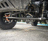 Reid Racing Knuckles shown on Pro Rock 44 Front Axle with TeraFlex Steering Components