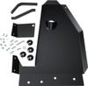 Steel Oil Pan/Transmission Skid Plate for Long Arm Susp. JK