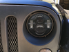Shown on Jeep Wrangler with JW Speaker Headlamps