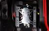 Teraflex ARB Compressor Under Seat Mounting Kit installed on Jeep JK Unlimited