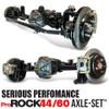 Dynatrac Hard Serious Performance Axle Set