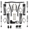 "Rock Krawler 2.5"" Flex Package with FOX 2.0 IFP Shocks (Jeep Wrangler JK 2007-18)"