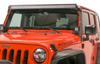 "Fishbone Offroad FB21014 52"" Light Bar Bracket for Jeep Wrangler JK 2007-2018"
